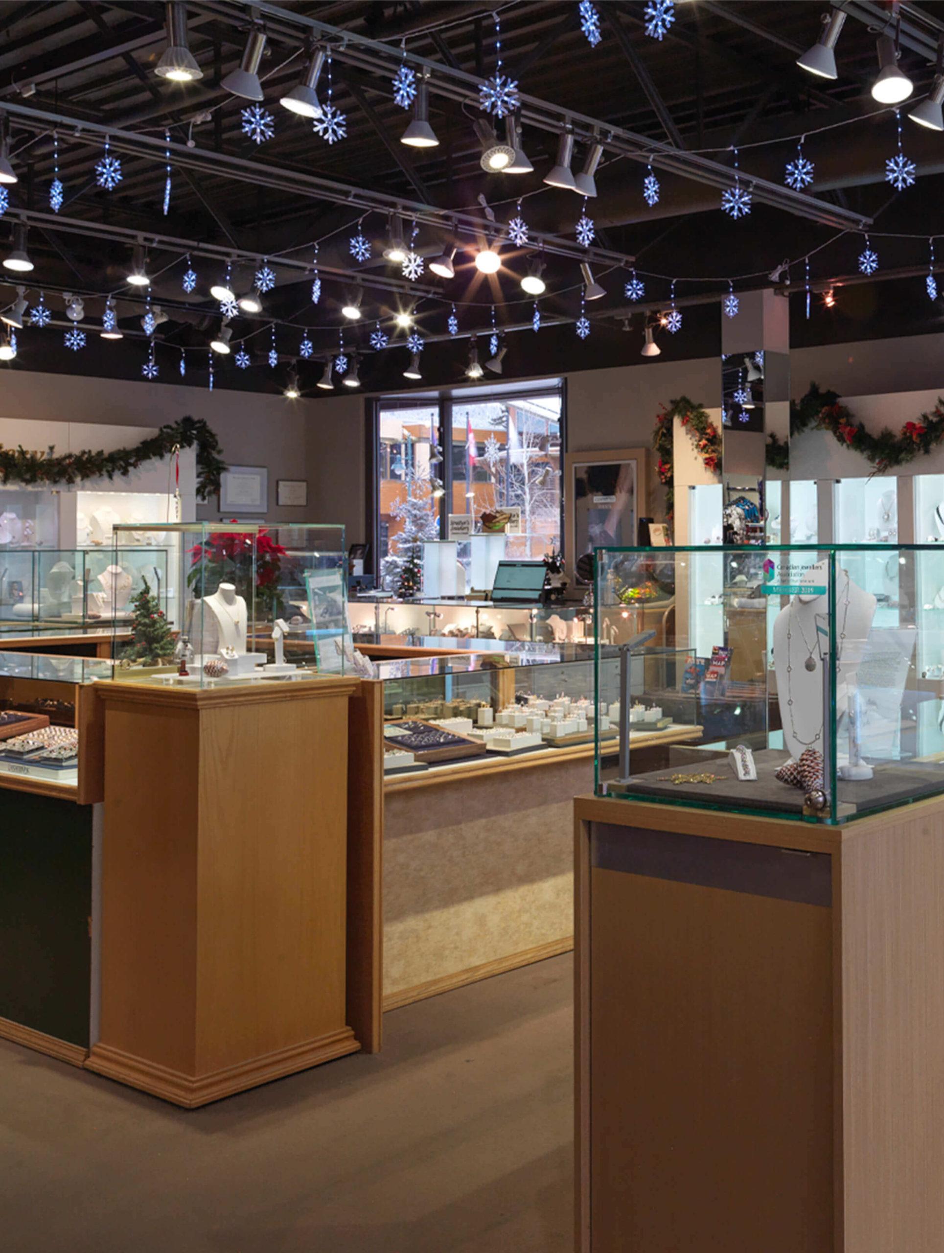 Stratton Jewellery - SUPPORT